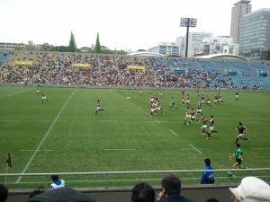 慶応VS早稲田 2