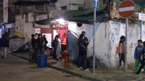 香港ジャンクフード
