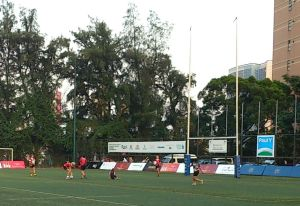 開幕!香港ラグビー プレミアシップ 2013-2014 第1節