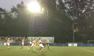 香港ラグビー プレミアシップ 2013-2014 第2節
