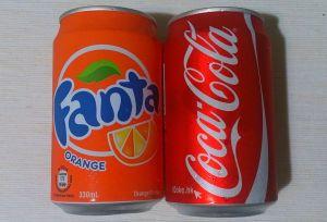 コカ・コーラ×ファンタ