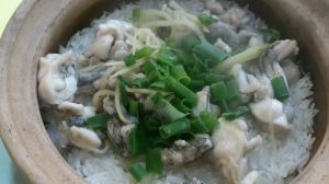 カエル釜飯