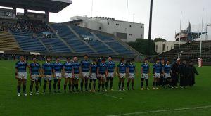 日本体育大学vs明治大学