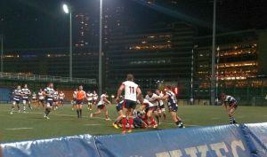 香港ラグビー プレミアシップ 2013-2014 第5節
