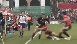 JAPAN vs NEW ZEALAND 2013