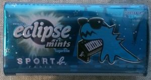 WRIGLEY'S eclipse mints