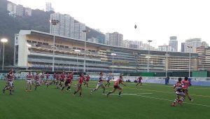 香港ラグビー プレミアシップ 2013-2014 第9節