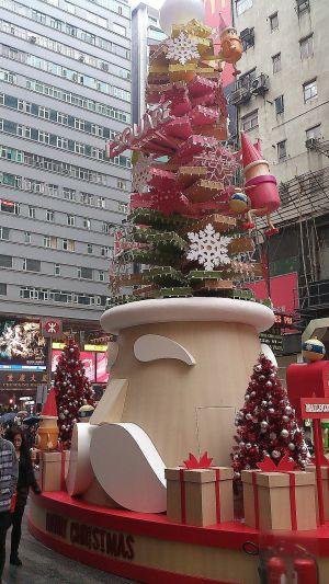 ISQUAREのクリスマス