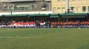 香港vsベルギー 第2戦