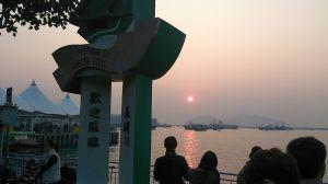 長洲島ふたたび
