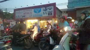 ベトナム 街の旅