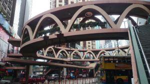 円形歩道橋