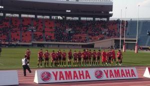 第51回 日本ラグビーフットボール選手権大会 決勝 パナソニック vs 東芝