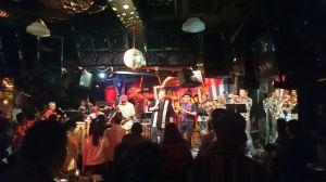 Orquesta Del Sol at Harajyuku Crocodile