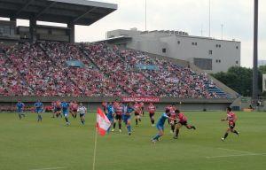 「リポビタンDチャレンジカップ2014」JAPAN vs ITALY