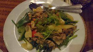 カンボジアのお食事 1