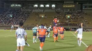 トップリーグ 2014-2015 第1節