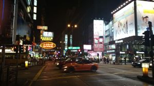 久しぶりの香港