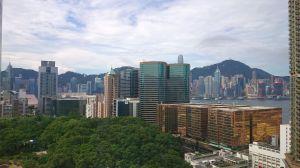 香港1日目