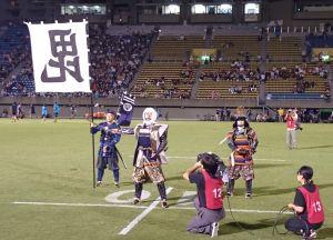 トップリーグ 2014-2015 第2節