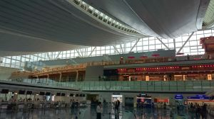 羽田空港国際ターミナル新しくなった 2