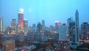 上海 行って帰って