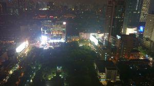 上海でステーキ