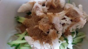 手作り 坦々麺