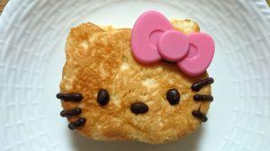 キティさんのデザート