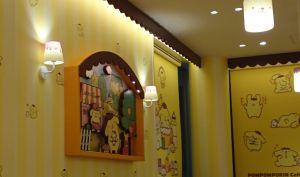 原宿でキャラクターカフェ