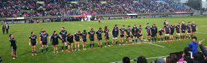 「リポビタンDチャレンジカップ2014」 JAPAN XV vs MAORI ALL BLACKS 第二戦