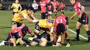 トップリーグ 2014-2015 2ndステージ第1節