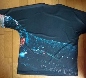 深海魚Tシャツ