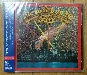 Jun Fukamachi & New York All Stars