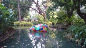 タイのカバ