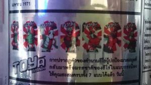 タイで仮面ライダー