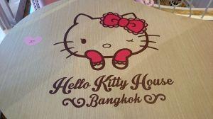 タイでハローキティ
