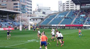 東京SEVENS 2015 1日目