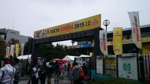 東京SEVENS 2015 2日目