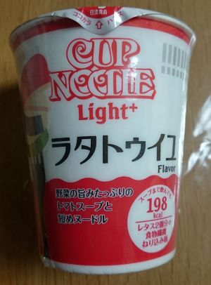 CUP NOODLE Light+ ラタトゥイユ Flavor