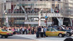GWの渋谷