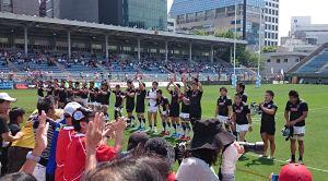 2015/5/2 ニュージーランド学生代表vs関東代表