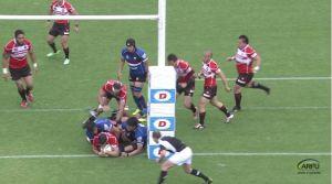 Asian Rugby Championship 2015 Japan vs Korea