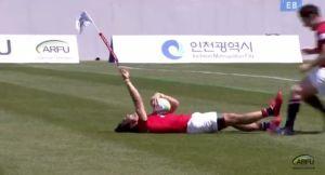 Asian Rugby Championship 2015 Hong Kong vs Korea 第2戦