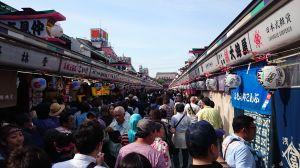 浅草のお祭り