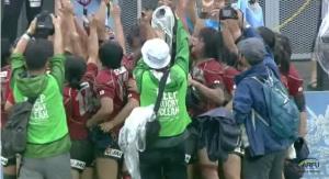Asian Rugby Championship 2015Japan vs Hong Kong 第2戦