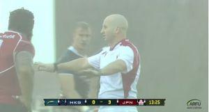 Asian Rugby Championship 2015Japan vs Hong Kong 第2戦 アゲイン