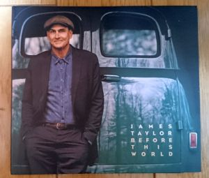 Before The World / James Taylor