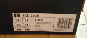 adidas B44440 barricade 2015 BCD 2015