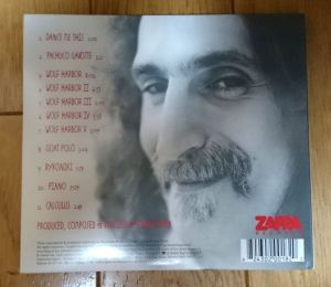 DANCE ME THIS / FRANK ZAPPA